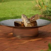 Hestia Stainless Steel Fire Pit